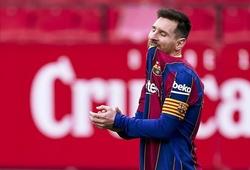 Barca vào chung kết nhưng bao lâu Messi không giành danh hiệu?