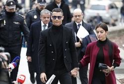 Ronaldo từng hai lần được Real Madrid bảo vệ trước cơ quan thuế