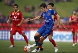 Trực tiếp Adelaide United vs Newcastle Jets, bóng đá Úc hôm nay 5/3