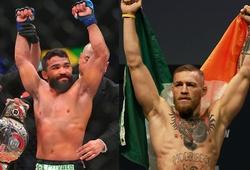 Conor McGregor bất ngờ bị nhà vô địch 2 hạng cân Bellator thách đấu