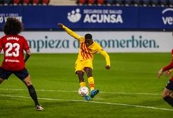 Video Highlight Osasuna vs Barca, bóng đá Tây Ban Nha hôm nay 7/3