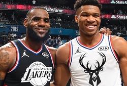 Lọt vào Team LeBron siêu chất lượng, Giannis cực kỳ tự tin trước thềm NBA All-Star Game 2021