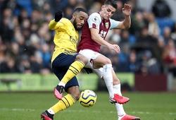 Burnley vs Arsenal: Đội hình ra sân và thành tích đối đầu