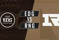 Trực tiếp LPL Mùa Xuân 2021 hôm nay 6/3: RNG vs EDG