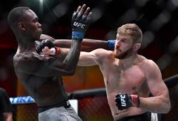 Jan Blachowicz chặn chuỗi 20 trận bất bại của Israel Adesanya, bảo toàn đai bán nặng tại UFC 259