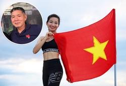 """Ông bố 61 tuổi viết tâm thư """"rút gan ruột"""" với kỷ lục gia điền kinh Nguyễn Thị Oanh"""