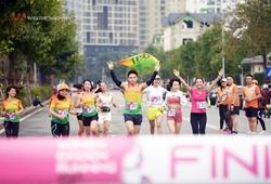 Chạy bộ tôn vinh nét đẹp phụ nữ Việt