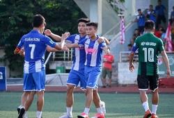 """Hanoi Serie A - """"Món ngon"""" mới cho người hâm mộ bóng đá phủi Hà Nội"""