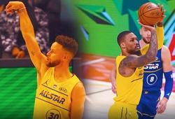 Nhìn Curry và Lillard thay nhau ném giữa sân, đã đến lúc đưa vạch 4 điểm vào All-Star Game?