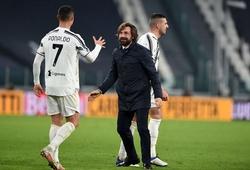 Sự thật Pirlo xếp Ronaldo dự bị để bùng nổ ở Champions League