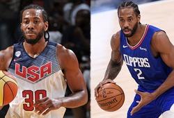 Kawhi Leonard trở thành cầu thủ đầu tiên trong năm 2021 khẳng định sẽ dự Olympic: Chờ những ngôi sao NBA