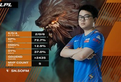 SofM và huanfeng thay nhau gánh team, SN đại thắng RW