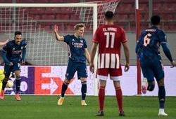 Video Highlight Olympiakos vs Arsenal, bóng đá cúp C2 hôm nay 12/3