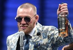 Conor McGregor kiếm bao nhiêu tiền sau vụ bán công ty rượu?