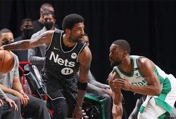 """Kyrie Irving """"thả nhẹ"""" 40 điểm vào đội bóng cũ, Nets đánh bại Celtics tâm phục khẩu phục"""