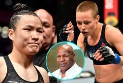 "Mike Tyson: Rose Namajunas sẽ ""huỷ diệt"" Zhang Weili"