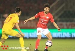 Kết quả Than Quảng Ninh vs TPHCM, video V.League 2021