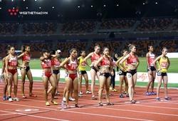 """Philippines cử đội điền kinh hùng hậu nhất đến """"tranh vàng"""" SEA Games 31"""