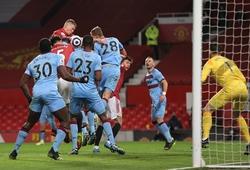 Xem lại bóng đá Ngoại hạng Anh đêm qua: MU vs West Ham