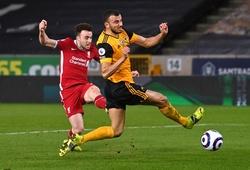 Kết quả bóng đá Ngoại hạng Anh hôm nay 16/3: Wolves vs Liverpool