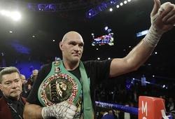 Tyson Fury dừng tập luyện, fan lo ngại trận đấu Joshua đi vào ngõ cụt
