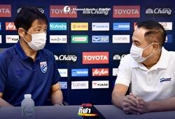 """Hai kình địch Nishino, Tan Cheng Hoe khiến thầy Park """"nóng mặt"""""""