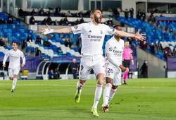 Kết quả bóng đá cúp C1 hôm nay 17/3: Real Madrid vs Atalanta