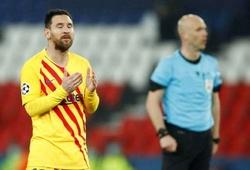 """Barca mất 29 bàn ở mùa này vì những cú sút """"đen đủi"""""""