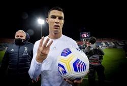 37 cú hat-trick của Cristiano Ronaldo có gì đặc biệt?