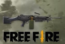 Súng máy FF: Tổng hợp các loại súng máy trong Free Fire mạnh nhất 2021