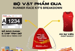 """Quyền lợi """"cực phẩm"""" cho hơn 13.000 VĐV chạy Techcombank Ho Chi Minh City International Marathon"""