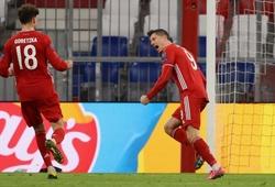 Video Highlight Bayern Munich vs Lazio, cúp C1 hôm nay 18/3
