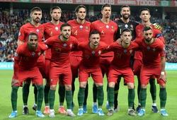 Đội hình tuyển Bồ Đào Nha 2021 mới nhất