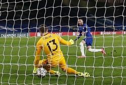Xem lại bóng đá cúp C1 đêm qua: Chelsea vs Atletico Marid