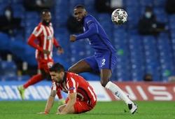 Kết quả bóng đá cúp C1 hôm nay 18/3: Chelsea vs Atletico Marid