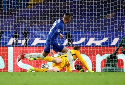 Video Highlight Chelsea vs Atletico Marid, cúp C1 hôm nay 18/3