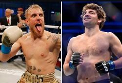 """Tỷ phú, rapper, cựu vô địch thế giới: Dàn võ sĩ """"siêu dị"""" tại sự kiện Jake Paul vs Ben Askren?"""