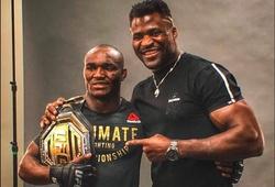 """Francis Ngannou: """"Kamaru Usman sẽ giúp tôi dùng Wrestling tại UFC 260"""""""