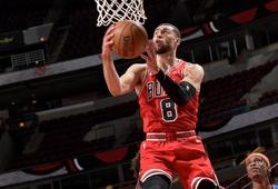 Zach LaVine ghi 40 điểm trong 3 hiệp, Bulls đè bẹp Thunder
