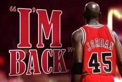 """Tròn 26 năm tờ fax """"I'm back"""": Huyền thoại Michael Jordan đã trở lại NBA như thế nào?"""
