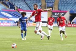 Lịch thi đấu tứ kết FA Cup 2020/2021: Leicester vs MU