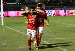 100 phút, 2 quả penalty và Lee Nguyễn ghi bàn giữ lại ba điểm cho TP HCM