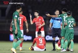 HLV đội TP HCM nói lời đầy ẩn ý với trọng tài Việt Nam