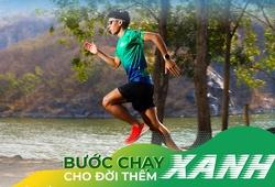 """Sứ giả """"Bước Chạy Xanh"""" nói về thông điệp đẹp của BaDen Mountain Marathon 2021"""