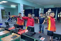Bắn súng Việt Nam thảm bại ở Cúp thế giới, không thể giành vé dự Olympic Tokyo 2020