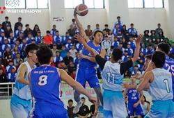 Giải bóng rổ Sinh viên toàn quốc 2021 đổi điều lệ khó hiểu!