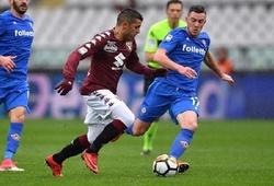 Nhận định Sampdoria vs Torino, 21h00 ngày 21/03, VĐQG Italia