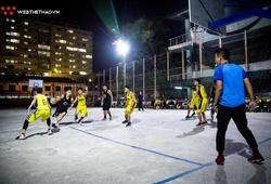 Sân bóng rổ Hà Nội: Nở rộ cả Chất và Lượng!