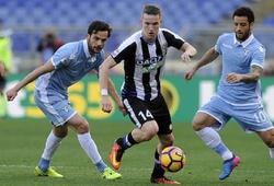 Nhận định Udinese vs Lazio, 21h00 ngày 21/03, VĐQG Italia
