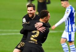 Video Highlight Real Sociedad vs Barca, bóng đá Tây Ban Nha hôm nay 22/3